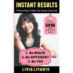 【预订】Instant Results: 3 Simple Steps to Make Your Dreams Com
