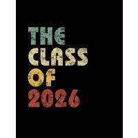 【预订】The Class of 2026: Vintage Composition Notebook For Note