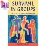 【中商海外直订】Survival in Groups