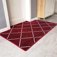 【品质好货】门口进门门垫定制入户门脚垫门厅客厅卧室家用简约地垫防滑
