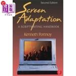 【中商海外直订】Screen Adaptation: A Scriptwriting Handbook