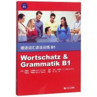 德语词汇语法训练B1 同济大学出版社