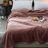 珊瑚绒毯子冬季加厚保暖法兰绒毛毯男学生单人宿舍女冬用被子盖毯