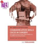 【中商海外直订】Communication Skills OSCEs In Surgery: 40 Surgical