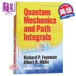 【中商原版】Quantum Mechanics and Path Integrals : Emended Editio