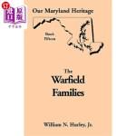 【中商海外直订】Our Maryland Heritage, Book 15: The Warfield Famili