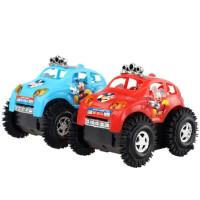 1 电动翻斗车 儿童车玩具特技车男女孩礼物玩具3SN4035抖音 米奇翻斗车 1