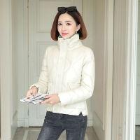 2019冬季棉衣女短款韩版大码修身显瘦小个子加厚棉袄女士外套