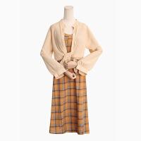 防�鸱�女法国小众外套仿紫外线海边时尚透气2019新款超薄很仙的 杏色