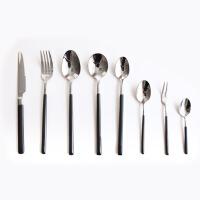 现代西餐具刀叉套装叉子勺子餐具不锈钢牛排刀叉套装餐具