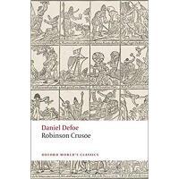 英文原版 鲁宾逊漂流记 (牛津世界经典) Robinson Crusoe