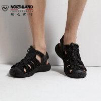 【顺心而行】诺诗兰新款舒适轻便户外运动沙滩鞋FS085012