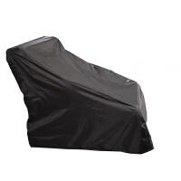老年电动轮椅防尘防雨罩盖巾罩子布艺防晒防水遮阳四轮代步车 灰色 100*75*100CM