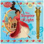 【预订】Disney Elena of Avalor 迪斯尼公主埃琳娜的魔法权杖 英文原版进口儿童书 3-6岁学前兴趣