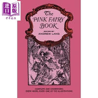 【中商原版】朗格粉色童话 英文原版 The Pink Fairy Book 童话 外国文学 Andrew Lang