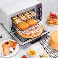 寸年忠臣�烤箱家用小型烘焙多功能全自�用阅憧鞠�15升大容量蛋糕正品