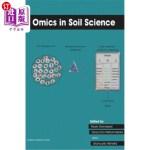 【中商海外直订】Omics in Soil Science