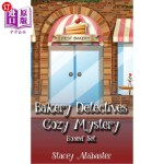 【中商海外直订】Bakery Detectives Cozy Mystery Boxed Set (Books 1 -