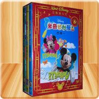 米奇妙妙屋合集一6DVD正版高清双语不用教动画片经典儿童故事