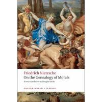 英文原版 论道德的谱系(牛津世界经典) On the Genealogy of Morals