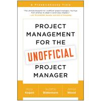 【中商原版】非专业出身的项目管理经理专用管理指南 英文原版 Project Management for the Un