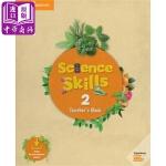 【中商原版】剑桥科学技巧2(教师书) 英文原版 Cambridge Science Skills 2(Teachers