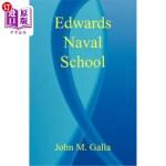 【中商海外直订】Edwards Naval School