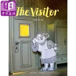 【中商原版】访客 英文原版 The Visitor 亲子故事绘本 Antje Damm 情绪绘本 3-6岁