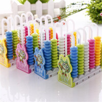 小卡尼1001小王子五行计数器 学生益智文具 儿童算数架 学具盒 男孩款/女孩款可选 单个装 颜色随机
