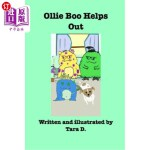 【中商海外直订】Ollie Boo Helps Out