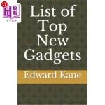 【中商海外直订】List of Top New Gadgets