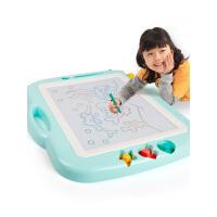 儿童画画板磁性 写字板宝宝婴儿玩具1-3岁2幼儿彩色超大涂鸦板套装