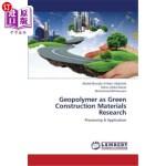 【中商海外直订】Geopolymer as Green Construction Materials Research