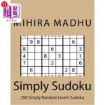 【中商海外直订】Simply Sudoku: Ultimate Must Have Huge Sudoku Puzzl