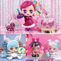 娃娃拆拆球生日礼物盒子猜猜乐宠物公主女孩玩具定制