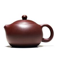 宜兴紫砂壶纯全手工老紫泥西施壶泡茶壶名家茶壶茶具*套装 图片色