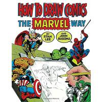英文原版 斯坦・李:像漫威一样画漫画 Stan Lee: How to Draw Comics the Marvel