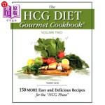 【中商海外直订】The Hcg Diet Gourmet Cookbook Volume Two