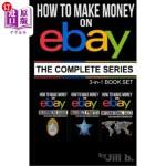 【中商海外直订】How to Make Money on eBay: The Complete Series