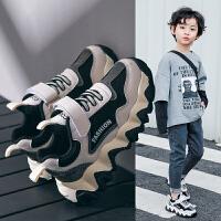 【4.13秒杀:49元】男童运动鞋2020新款春款中大童老爹鞋潮女童浪浪鞋春秋款儿童鞋子