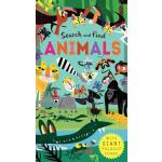 【预订】Search and Find: Animals