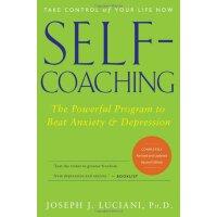 英文原版 自我训练:改变焦虑和抑郁的习惯 Self-Coaching: The Powerful Program to
