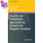 【中商海外直订】Analytic and Probabilistic Approaches to Dynamics i