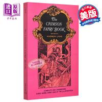 【中商原版】朗格深红色童话 英文原版 The Crimson Fairy Book 童话 外国文学 安德鲁・朗格 And