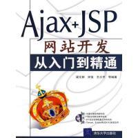 【正版二手书旧书9成新左右】Ajax+JSP网站开发从入门到精通9787302170983