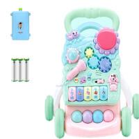 儿童宝宝学步车推车助步车可调速防侧翻婴儿手推车6-7-18个月玩具