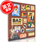 现货 韦斯安德森电影艺术作品集:坏爸爸 英文原版 The Wes Anderson Collection: Bad D