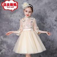女童夏装公主裙蓬蓬纱2019新款韩版小女孩连衣裙儿童夏季洋气裙子销售