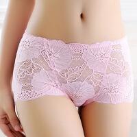 情趣丁字裤情趣内衣 女性感内裤透明蕾丝迷人诱惑薄款高腰提臀 均码