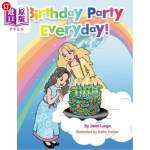 【中商海外直订】Birthday Party Everyday!